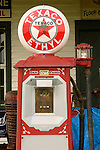 Stone's General Merchandise.old general store and gas station.antique gas pump- Texaco