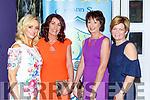 Geraldine O'Neill (Lily of Killarney Chairperson), Marguerite Brosnan, Sheila Curtin and Sheila Cronin, pictured at the Lily of Killarney, held at the Gleneagle Hotel, Killarney on Friday night last.