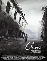 Chris the Swiss (2018)<br /> POSTER ART<br /> *Filmstill - Editorial Use Only*<br /> CAP/FB<br /> Image supplied by Capital Pictures