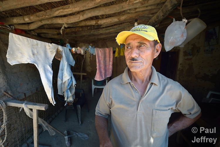 Robustian Albornoz is a Wichi indigenous man in Santa Victoria Este, a town in the Chaco region in northern Argentina. The Wichi, who traditionally survived as hunter-gatherers, have struggled against the systematic expropriation of their land for over a century by mestizo cattleraisers who migrated into the region from elsewhere in Argentina. In 2014, the two groups finally agreed on a division of the land which recognizes the traditional land rights of the indigenous, and which resettles many mestizo families onto non-indigenous land. Church World Service has worked as a partner with local residents as they negotiated the landmark settlement.