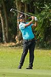 Thongchai Jaidee of Thailand plays an approach shot during the 58th UBS Hong Kong Golf Open as part of the European Tour on 11 December 2016, at the Hong Kong Golf Club, Fanling, Hong Kong, China. Photo by Vivek Prakash / Power Sport Images