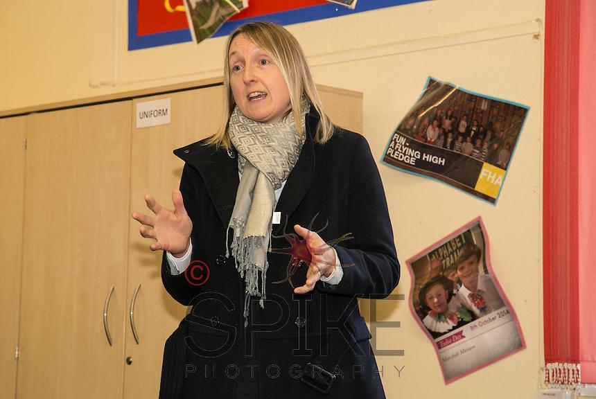 Joanne Smyth from the EFA