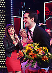'Panic! at The Disco's' Brendon Urie makes his broadway debut as 'Charlie Price' in 'Kinky Boots' on Broadway at The Al Hirschfeld Theatre on June 4, 2017 in New York City.
