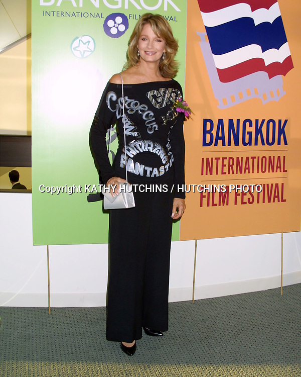 ©2003 KATHY HUTCHINS / HUTCHINS PHOTO.2004 Bangkok International Film Festival Kickoff Reception.Silver Screen Room.Pacific Design Center.W. Hollywood, CA.Septembeer 5, 2003..DEIDRE HALL