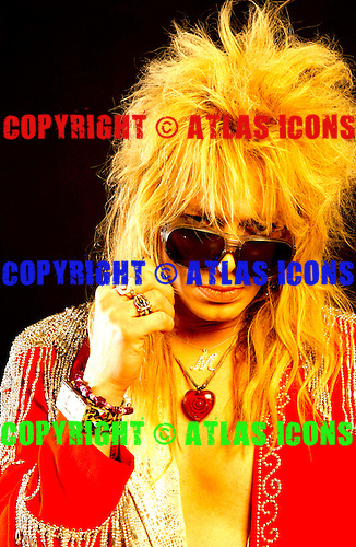 MICHAEL MONROE;.Photo Credit: Eddie Malluk/Atlas Icons.com