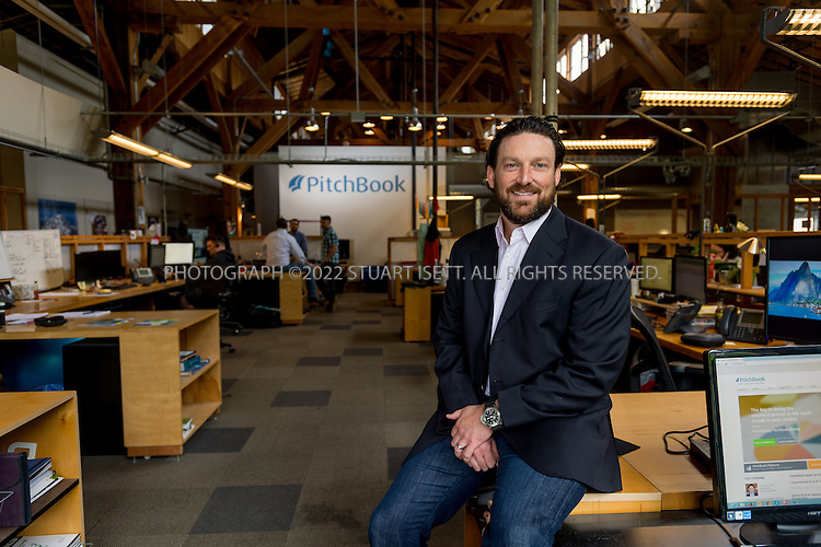 6/3/2014&mdash;Seattle, WA<br /> <br /> John Gabbert, CEO and Founder of PitchBook Data<br /> <br /> Photograph by Stuart Isett<br /> &copy;2014 Stuart Isett. All rights reserved.