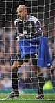 Tim Howard of Everton during the Premier League match at Goodison Park  Stadium, Liverpool. Picture date 27th April 2008. Picture credit should read: Simon Bellis/Sportimage