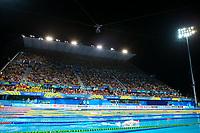 Picture by Alex Whitehead/SWpix.com - 09/04/2018 - Commonwealth Games - Swimming - Optus Aquatics Centre, Gold Coast, Australia - A General View (GV).