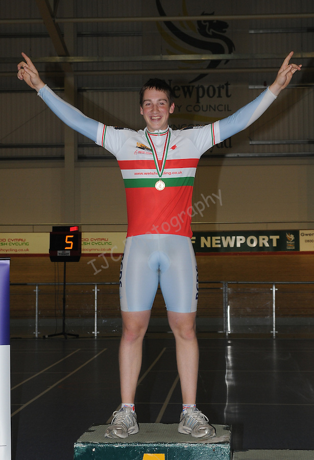 Welsh Cycling Championships 2009, Newport Velodrome © Ian Cook IJC Photography, 07599826381,  iancook@ijcphotography.co.uk, www.ijcphotography.co.uk