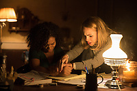 AnnaSophia Robb & Taylor Russell <br /> Down a Dark Hall (2018) <br /> *Filmstill - Editorial Use Only*<br /> CAP/RFS<br /> Image supplied by Capital Pictures