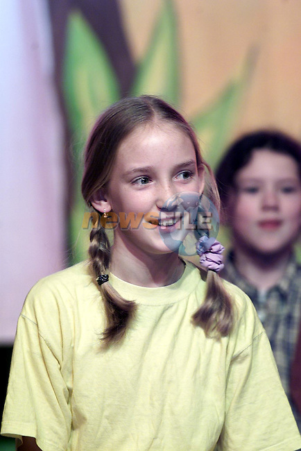 Children who took part in the Fit Teens Variety Show in the Parochial centre..Picture: Paul Mohan/Newsfile