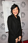 Chiemi Karasawa attends the 'Elaine Stritch: Shoot Me' screening at The Paley Center For Media on February 19, 2014 in New York City.