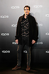 Rodrigo Poison attends to IQOS3 presentation at Palacio de Cibeles in Madrid. February 10,2019. (ALTERPHOTOS/Alconada)
