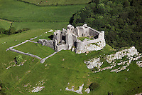 Carreg Cennen Castle near Llandeilo.<br />