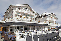 Europe/France/Rhone-Alpes/73/Savoie/Courchevel: Hôtel-Restaurant: Le Chabichou de Michel Rochedy