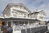Europe/France/Rhone-Alpes/73/Savoie/Courchevel: Hôtel-Restaurant: Le Chabichou de Michel Rochedy