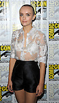 Olivia Cooke arriving at the Bates Motel Panel at Comic-Con 2014 The Hilton Bayfront Hotel in San Diego, Ca. July 25, 2014.