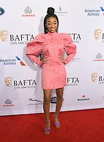 04 January 2020 - Beverly Hills, California - Eris Baker. The 2020 BAFTA Los Angeles Tea Party held at Four Seasons Los Angeles . Photo Credit: Birdie Thompson/AdMedia
