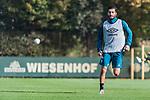 09.10.2018, Trainingsgelaende am Weserstadion, Bremen, GER, 1.FBL, Training SV Werder Bremen<br /> <br /> im Bild<br /> Nuri Sahin (Werder Bremen #17), <br /> <br /> Foto &copy; nordphoto / Ewert