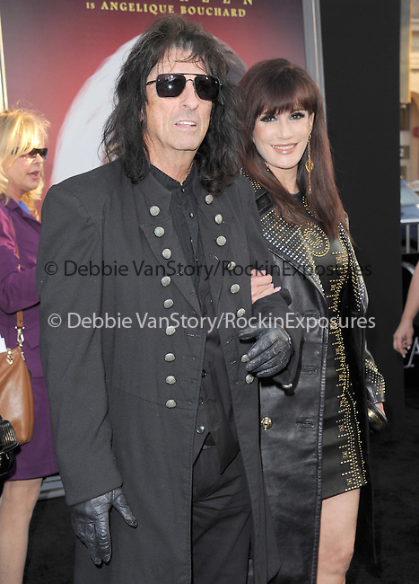 Alice Cooper at The Warner Bros. L.A. Premiere of DARK SHADOWS held at The Grauman's Chinese Theatre in Hollywood, California on May 07,2012                                                                               © 2012 Hollywood Press Agency