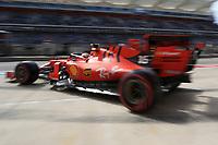 2nd November 2019; Circuit of the Americas, Austin, Texas, United States of America; Formula 1 United Sates Grand Prix, qualifying day; Scuderia Ferrari, Charles Leclerc - Editorial Use