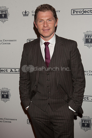 NEW YORK, NY - OCTOBER 19: Bobby Flay attends the 15th Annual Benefit in support of Project A.L.S. in New York City. October 19, 2012. © Diego Corredor/MediaPunch Inc..