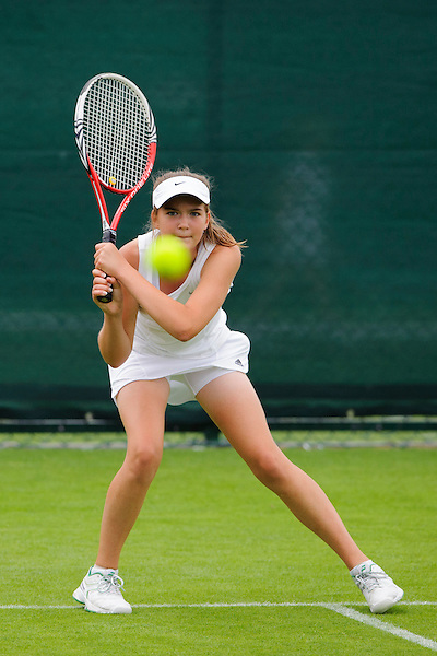 Lois Page<br /> Road To Wimbledon 2013
