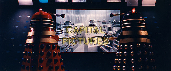 Dr. Who and the Daleks (1965) <br /> *Filmstill - Editorial Use Only*<br /> CAP/KFS<br /> Image supplied by Capital Pictures