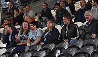 fans<br /> <br /> Photographer Dave Howarth/CameraSport<br /> <br /> The Premier League - Hull City v Blackburn Rovers - Tuesday August 20th 2019  - KCOM Stadium - Hull<br /> <br /> World Copyright © 2019 CameraSport. All rights reserved. 43 Linden Ave. Countesthorpe. Leicester. England. LE8 5PG - Tel: +44 (0) 116 277 4147 - admin@camerasport.com - www.camerasport.com