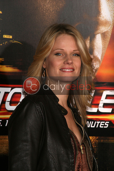 Joelle Carter<br /> at the &quot;Unstoppable&quot; World Premiere, Village Theater, Westwood, CA. 10-26-10<br /> David Edwards/Dailyceleb.com 818-249-4998
