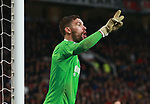 Ben Foster of West Bromwich Albion during the premier league match at the Old Trafford Stadium, Manchester. Picture date 15th April 2018. Picture credit should read: Simon Bellis/Sportimage