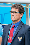 Fabio Capello (RUS), JUNE 22, 2014 - Football / Soccer : FIFA World Cup Brazil 2014 Group H match between Belgium 1-0 Russia at the Maracana stadium in Rio de Janeiro, Brazil. (Photo by Maurizio Borsari/AFLO)