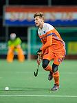 AMSTELVEEN - Sander de Wijn (Ned)  tijdens de hockeyinterland Nederland-Ierland (7-1) , naar aanloop van het WK hockey in India. .  COPYRIGHT KOEN SUYK