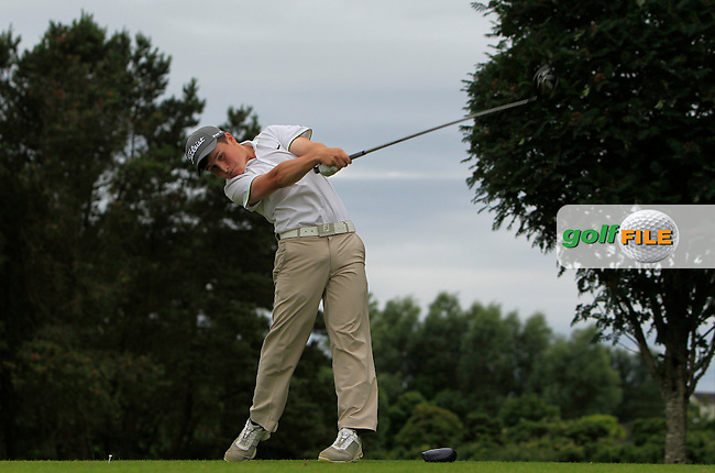 David Cunningham (Tandragee) during R2 of the 2016 Connacht U18 Boys Open, played at Galway Golf Club, Galway, Galway, Ireland. 06/07/2016. <br /> Picture: Thos Caffrey | Golffile<br /> <br /> All photos usage must carry mandatory copyright credit   (&copy; Golffile | Thos Caffrey)