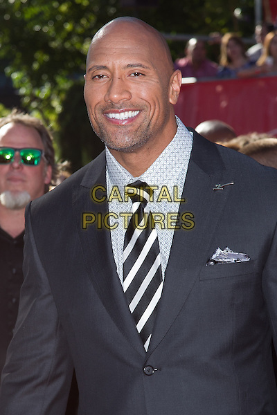 LOS ANGELES, CA - JULY 16: Dwayne Johnson at the 2014 ESPYs at Nokia Theatre L.A. Live in Los Angeles, California on July 16th, 2014.   <br /> CAP/MPI/mpi99<br /> &copy;mpi99/MediaPunch/Capital Pictures