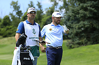 Louis Oosthuizen (RSA) during the third round of the Northern Trust, played at Liberty National Golf Club, Jersey City, New Jersey, USA 10/08/2019<br /> Picture: Golffile | Michael Cohen<br /> <br /> All photo usage must carry mandatory copyright credit (© Golffile | Phil Inglis)