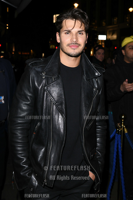 Gleb Savchenko arriving for James Ingham's Jog on to Cancer 2018 at Cafe de Paris, London, UK. <br /> 04 April  2018<br /> Picture: Steve Vas/Featureflash/SilverHub 0208 004 5359 sales@silverhubmedia.com
