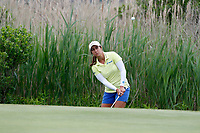 Marina Alex (USA) putts on the 2nd hole during the final round of the ShopRite LPGA Classic presented by Acer, Seaview Bay Club, Galloway, New Jersey, USA. 6/10/18.<br /> Picture: Golffile   Brian Spurlock<br /> <br /> <br /> All photo usage must carry mandatory copyright credit (&copy; Golffile   Brian Spurlock)