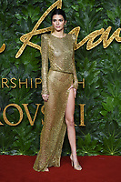 Kendall Jenner<br /> arriving for The Fashion Awards 2018 at the Royal Albert Hall, London<br /> <br /> ©Ash Knotek  D3466  10/12/2018