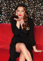 London -  Kelly Brook at Photocall to announce her one week stint in 'Forever Crazy' at Southbank, London - October 16th 2012..Photo by Mickey Townsend.