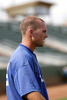 Kyle Orr - Ogden Raptors (2009 Pioneer League)..Photo by:  Bill Mitchell/Four Seam Images..