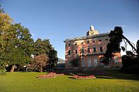Lugano.Parco Ciani e villa Ciani.