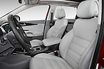 Front seat view of a 2016 KIA Sorento SX AT 5 Door SUV Front Seat car photos