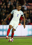 England's Brendan Galloway in action during the Under 21 International Friendly match at the St Mary's Stadium, Southampton. Picture date November 10th, 2016 Pic David Klein/Sportimage