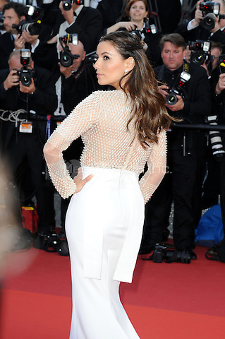 Eva Longoria  at &quot;Cafe Society&quot; &amp; Opening Gala arrivals - The 69th Annual Cannes Film Festival, France on May 11, 2016.<br /> CAP/LAF<br /> &copy;Lafitte/Capital Pictures /MediaPunch ***NORTH AND SOUTH AMERICA SALES ONLY***