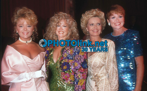 Love Boat Reunion 1991<br /> Jill Waylay Connie Stevens Florence Henderson Lauren Tewes<br /> Photo By Adam Scull/PHOTOlink.net
