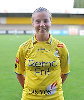 Waasland Beveren Sinaai Girls : Femke Fiers.foto Vrouwenteam.be / David Catry