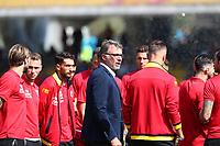 Marco Baroni Benevento <br /> Benevento 01-10-2017  Stadio Ciro Vigorito<br /> Football Campionato Serie A 2017/2018. <br /> Benevento - Inter<br /> Foto Cesare Purini / Insidefoto