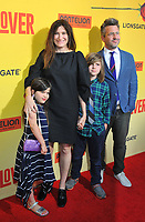 www.acepixs.com<br /> <br /> April 26 2017, LA<br /> <br /> Kathryn Hahn and family arriving at the premiere of 'How To Be A Latin Lover' at the ArcLight Cinemas Cinerama Dome on April 26, 2017 in Hollywood, California. <br /> <br /> By Line: Peter West/ACE Pictures<br /> <br /> <br /> ACE Pictures Inc<br /> Tel: 6467670430<br /> Email: info@acepixs.com<br /> www.acepixs.com