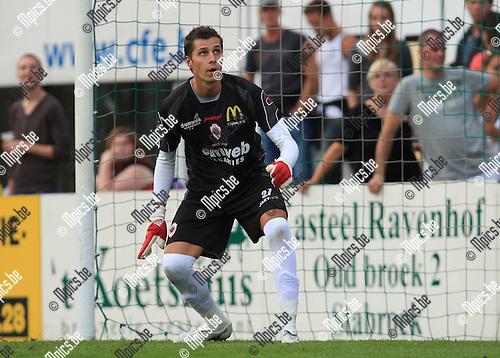 2010-07-31 / Voetbal / seizoen 2010-2011 / R. Antwerp FC / Kevin Wauthy ..Foto: mpics